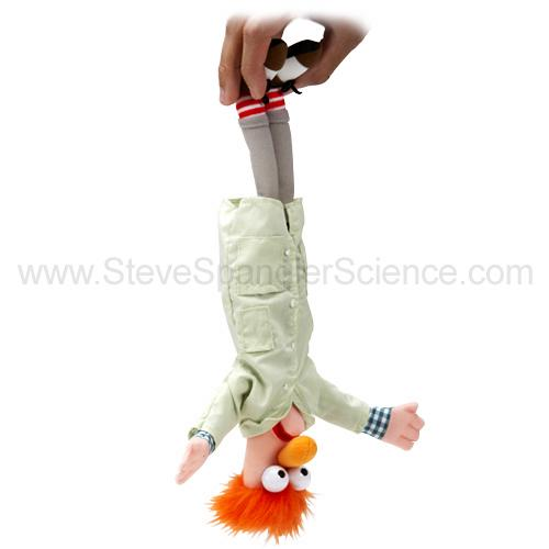 Beaker just hangin' out