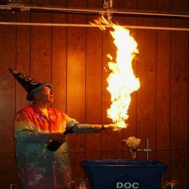 Doc Gizmo performs Bob Becker's Methane Mamba