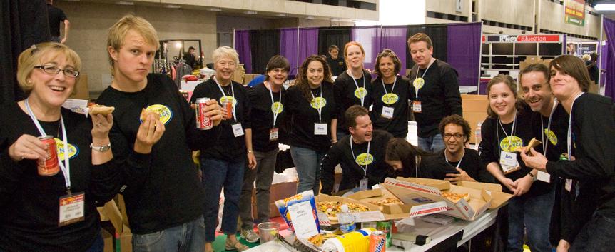 NAEYC 2009 - Steve Spangler Science - Staff