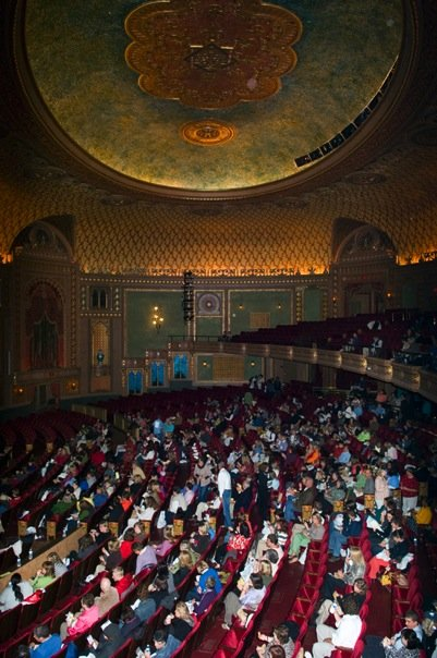 Historic Tennessee Theater