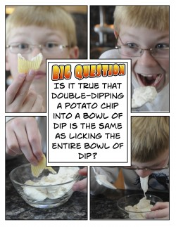Double-Dip Question