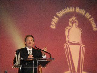 Steve Spangler Speaker Hall of Fame CPAE Award