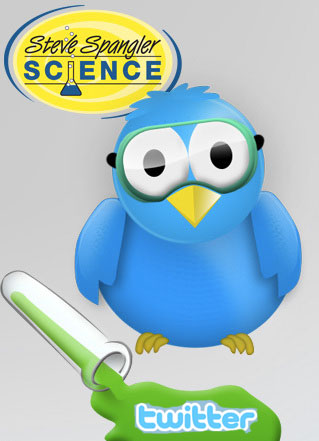 Steve Spangler Science Twitter Bird Test Tube