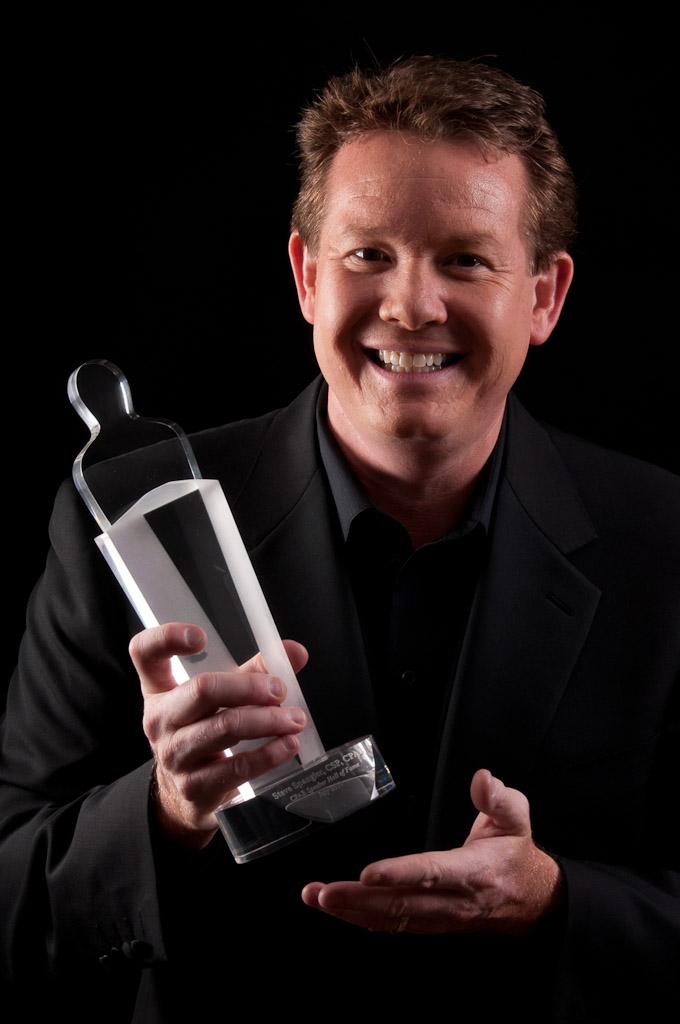 Spangler CPAE Speaker Hall of Fame Award