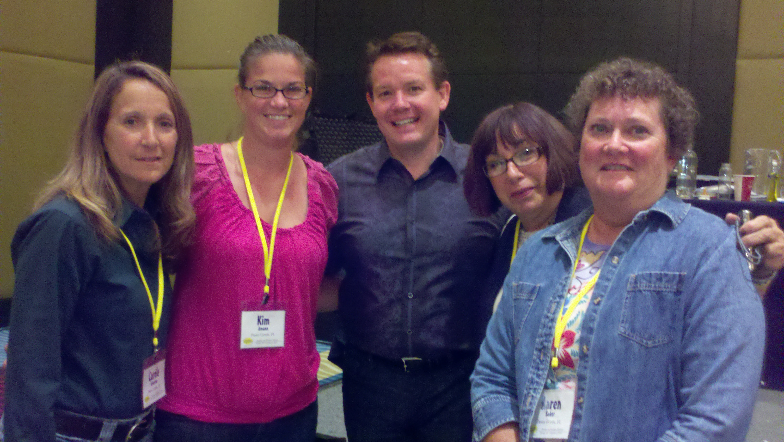 Florida Hands-on Science Teachers with Steve Spangler