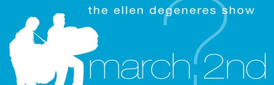 Spangler Returns to the Ellen DeGeneres Show