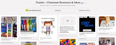 How Teachers and Educators Can Use Pinterest as a Resource