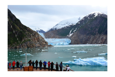 Science at Sea -  Cruising in Glacier Bay, Alaska