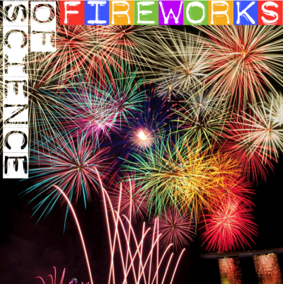 The Science of Fireworks. What makes the patterns, designs and colors? A fireworks decoder included. | Steve Spangler Science