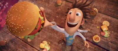 Cloudy with a Chance of Meatballs, Courtesy Columbia Pictures, Sony Pictures Animation