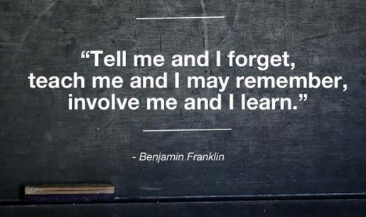 Tell Me and I May Forget - Teachers Create Unforgettable Learning Experiences | Steve Spangler Science
