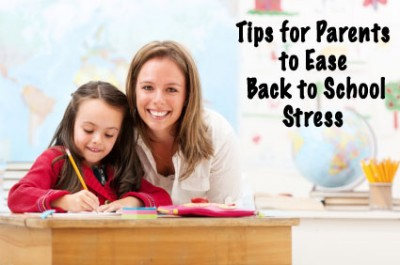 Tips for parents to ease back to school stress & anxiety | Steve Spangler Science