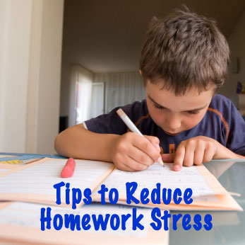 Tips to Reduce Homework Stress | Steve Spangler Science