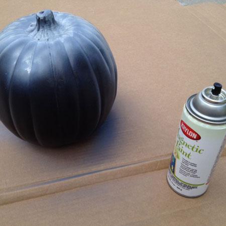 Decorate Glow in the Dark Magnetic Pumpkins for Halloween | Steve Spangler Science
