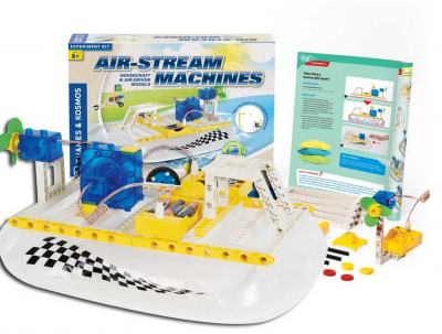 Best Science Toys for Kids | Air Stream Machines | Steve Spangler Science