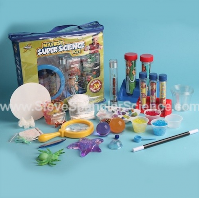 The Best Toys for Kids | My First Science Kit | Steve Spangler Science