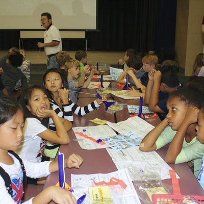 Greystone Elementary Celebrates Science Week