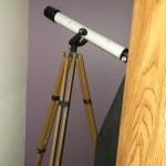 telescope, Spangler Science