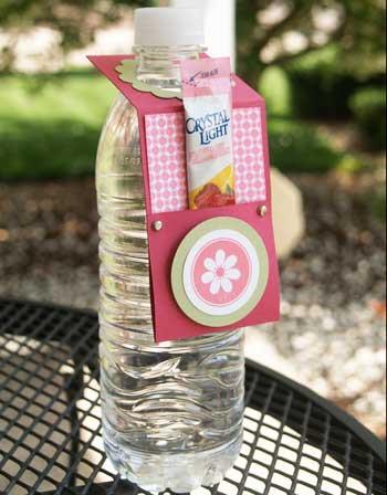 Teacher Appreciation - Water and Drink Flavor