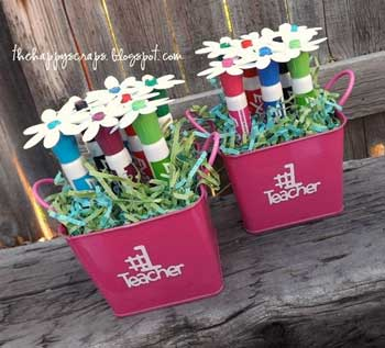 Teacher Appreciation - Give the Gift of Supplies from The Happy Scraps