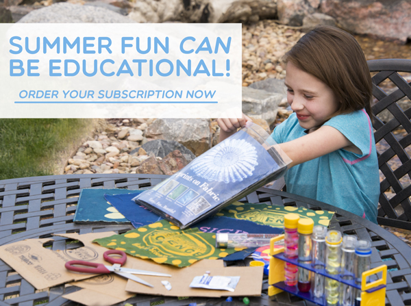 Kit of the Month Summer Edition from Steve Spangler Science