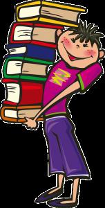 books, reading, boy