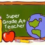 teacher appreciation, super teacher