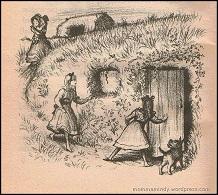 Little House dugout