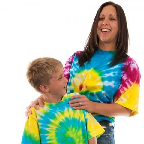 Tie Dye T-Shirts from Steve Spangler Science