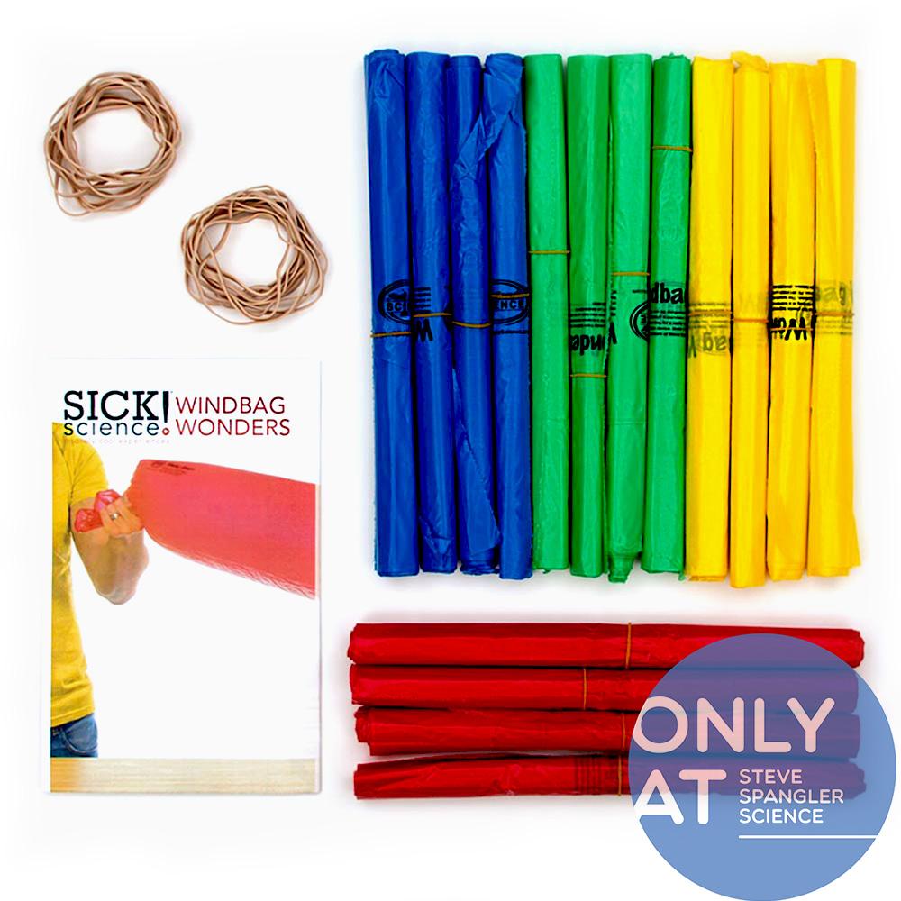 Windbag Wonders Sick Science Kit
