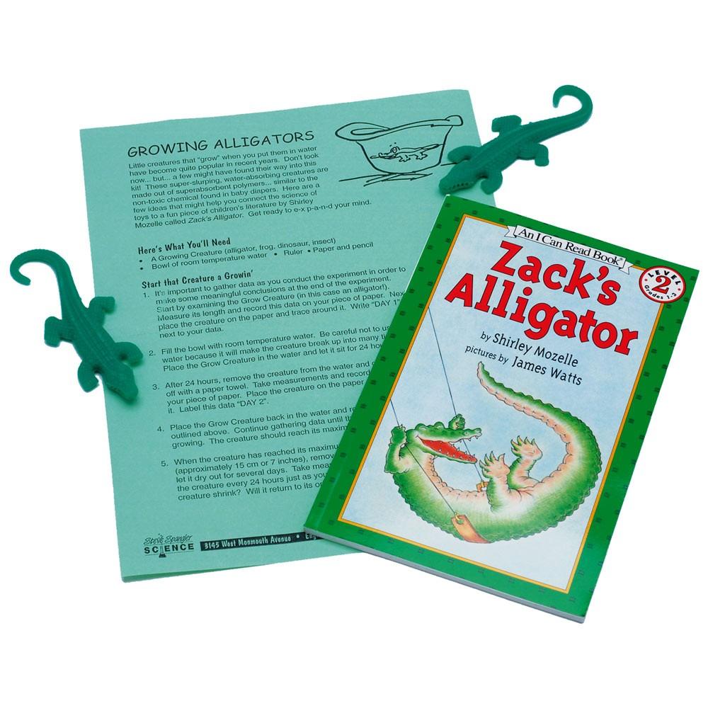 Zack's Alligator Kit
