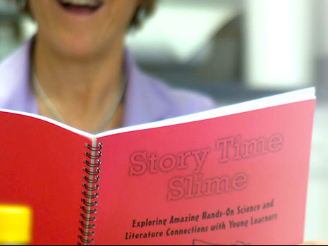 Story time Slime