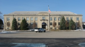 Stonegate Arts & Education Center in Bedford, Indiana - Ingress Portal!