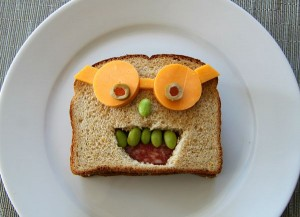 What kid wouldn't love to find this in his/her lunchbox?