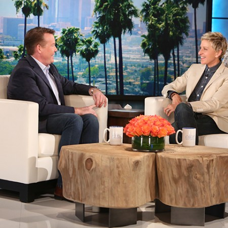 Steve Spangler's 18th appearance on the Ellen DeGeneres Show May 27, 2015