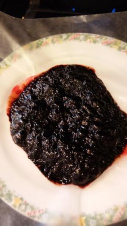 burned peppermint