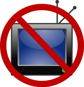 turn off the TV, education