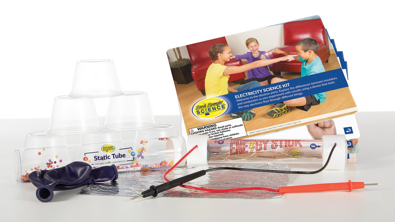 Kit 2 - Electricity Science Kit