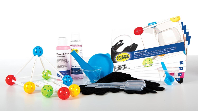 Kit 3 - Bubblology