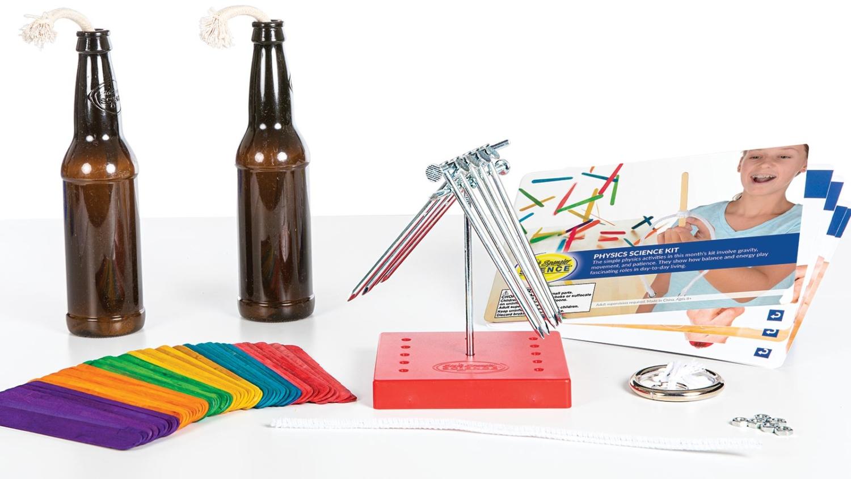 Kit 8 - Physics Science Kit