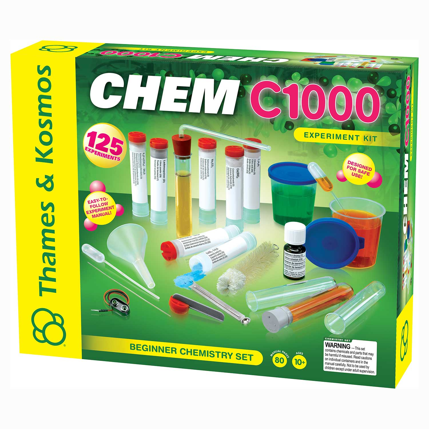 Chemistry Kit - CHEM C1000
