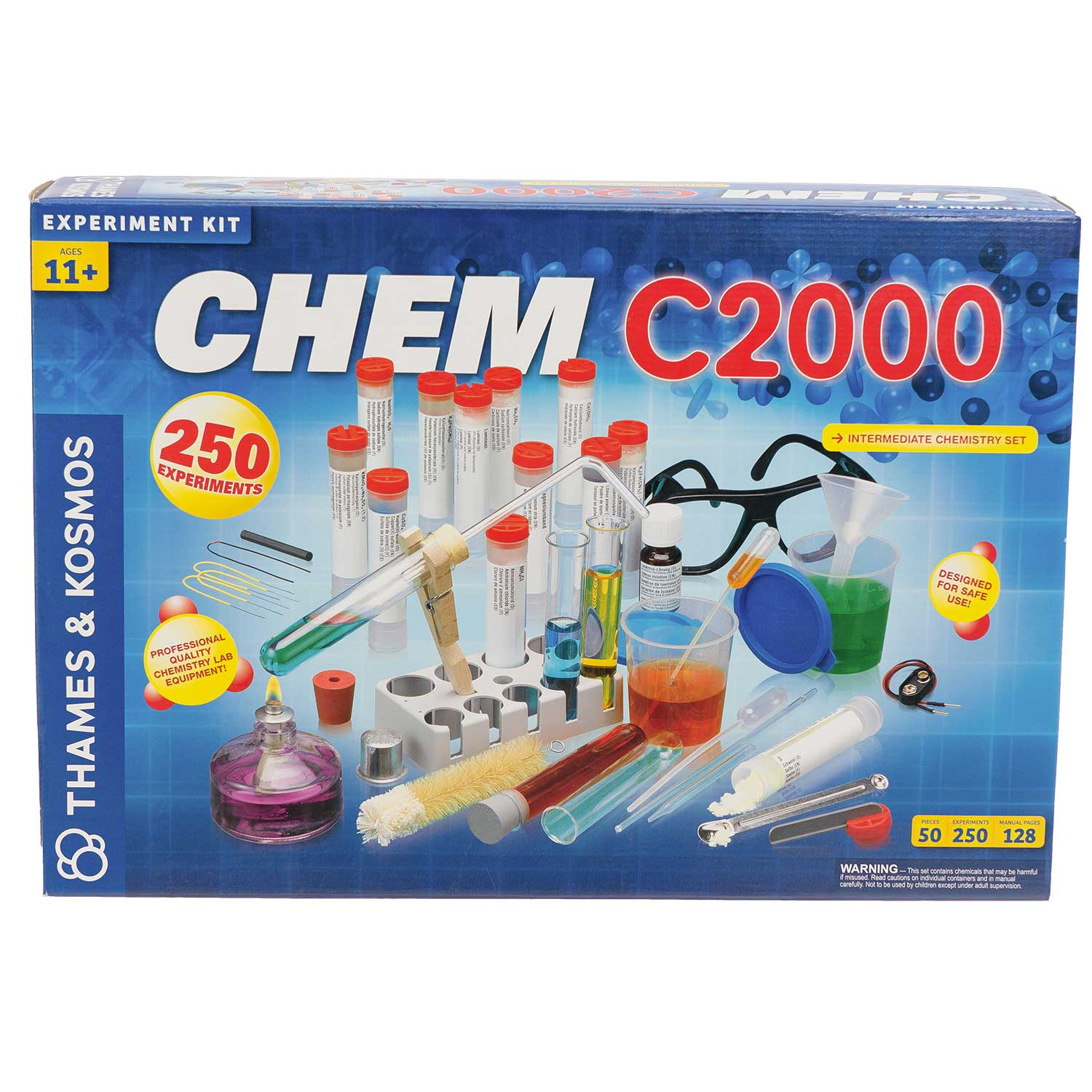 Chemistry Kit - CHEM C2000