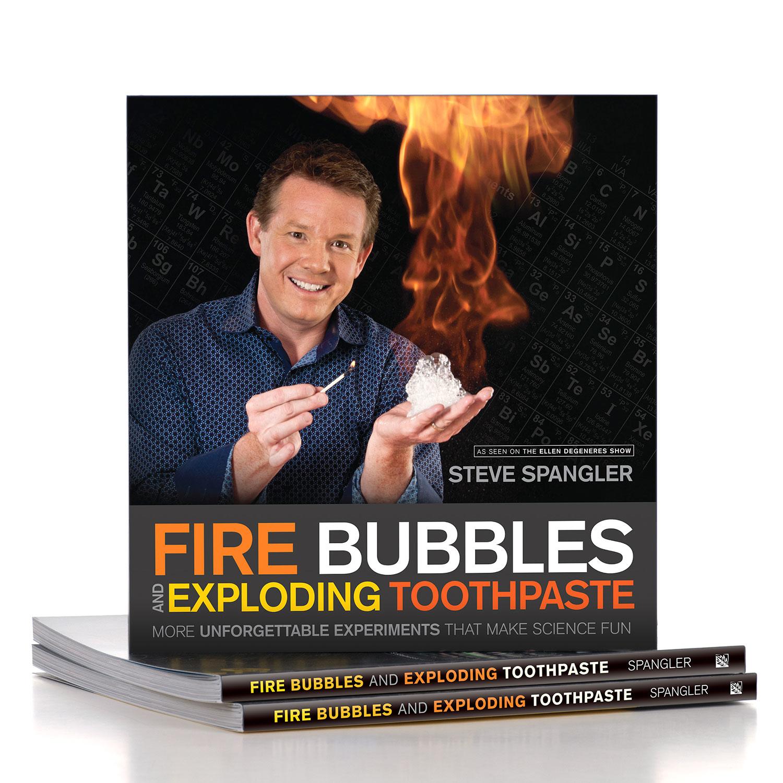 Steve Spangler Book Set
