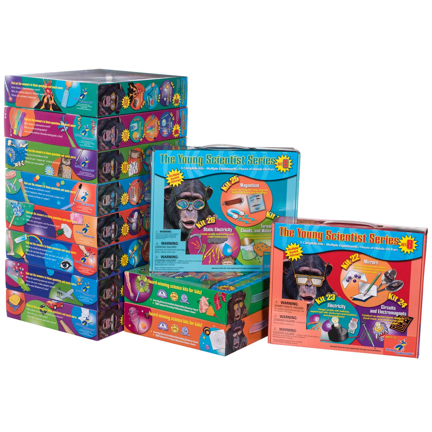 Young Scientists Kit Series