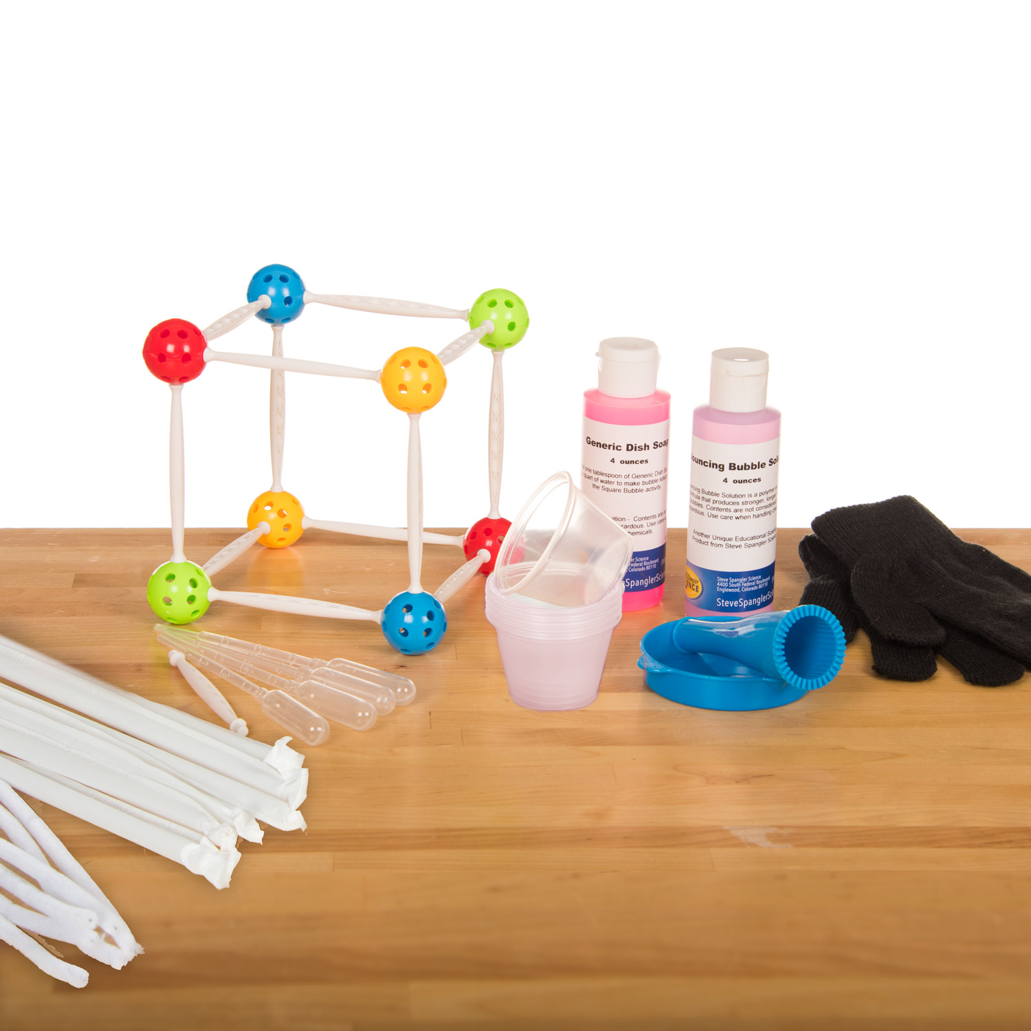 CLAB-403 - STEM Science Kit - Bubblology