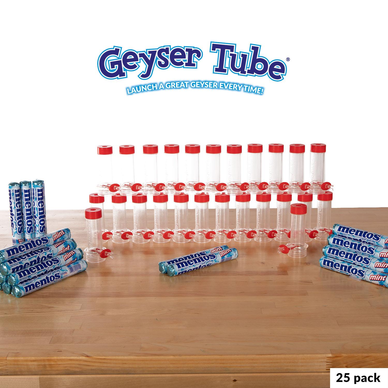 Geyser Tube - 25 pack