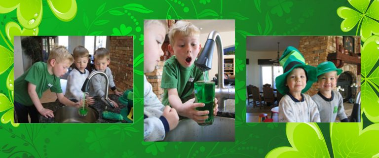 Leprechaun's Strike - Green Water Faucets