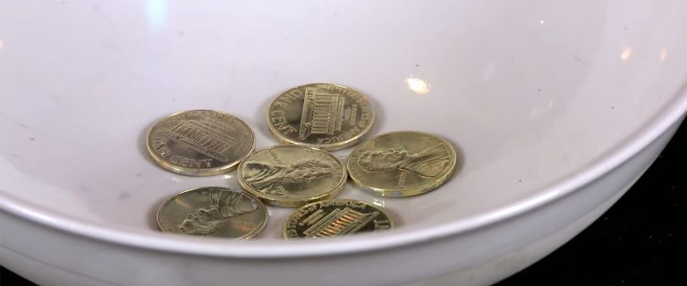 Gold Pennies