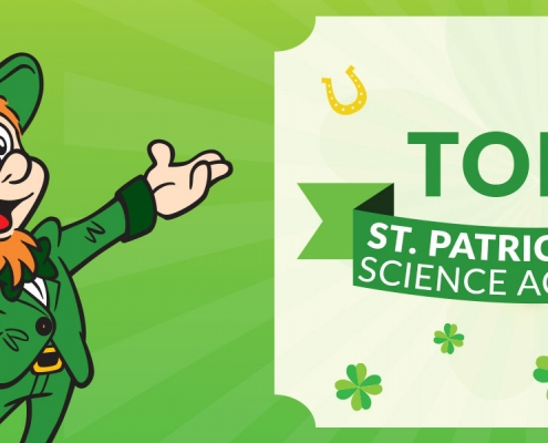 St Patrick's Day Science
