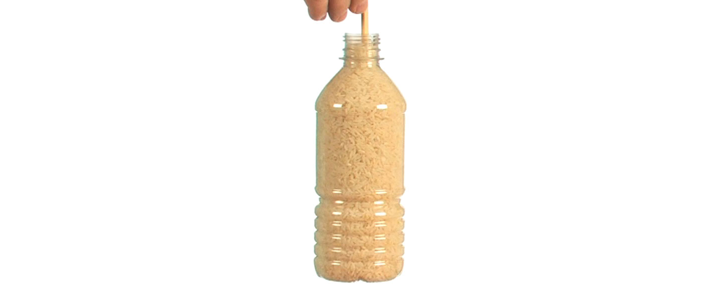 Floating Rice Bottle - SICK Science | Science Experiments | Steve Spangler Science